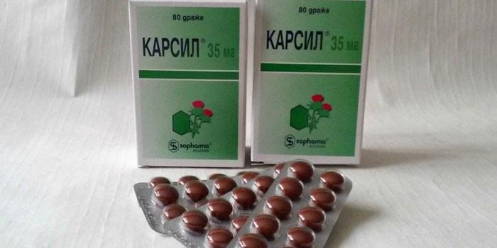 Tableta Liponorm F